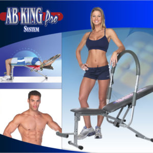 AB KING PRO (HEAVY WEIGHT)