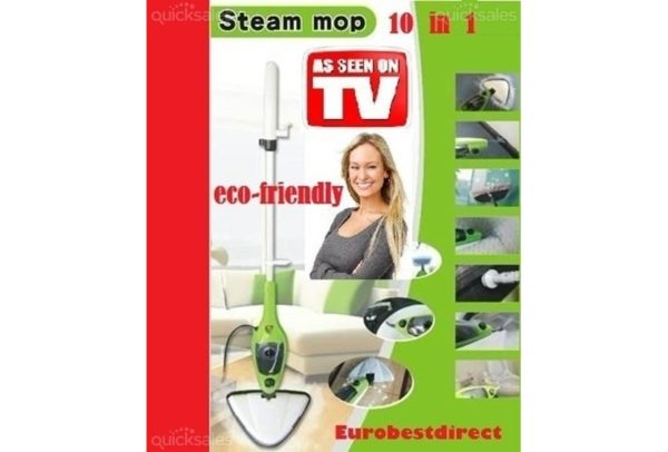 H20 MOP X5™ - ELITE 5-IN-1 STEAMER