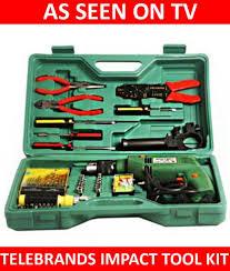 Impact Tool Kit